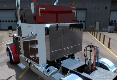 Peterbilt 567 addon Toll Box 1.35.x