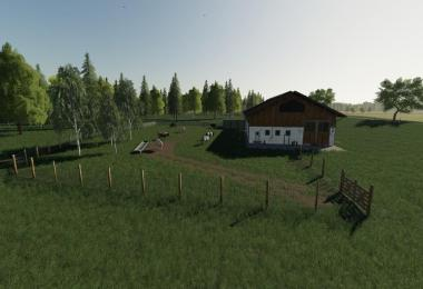 Placeable Large Cow Pasture v1.0.0.0