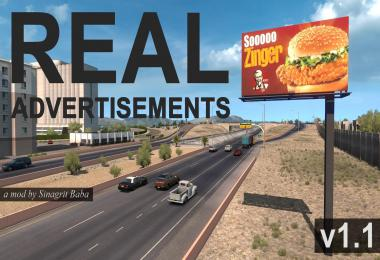 Real Advertisements v1.1