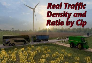 Real Traffic Density 1.35.a by Cip