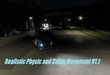 Realistic Physic and Cabin Movement v1.1