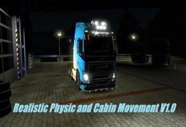 Realistic Physic and Cabin Movement v1.0