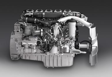 Scania DEEP V8 SOUND with JAKE AND RETARDER 1.34