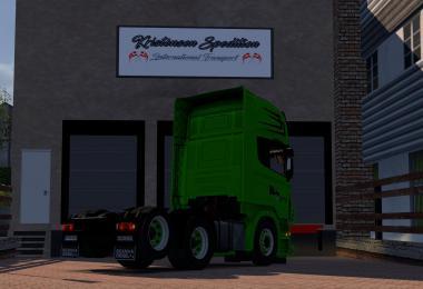 Scania R2008 Kristensen Edit v1.0
