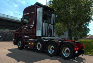 Scania T Mod v2.2.4