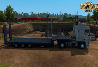 Schwarzmuller Low Bed Semi Trailer in Ownership v1.0
