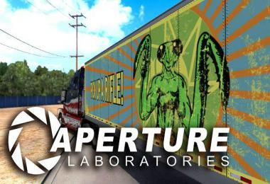 Skins Aperture Laboratories v1.0 1.34.x