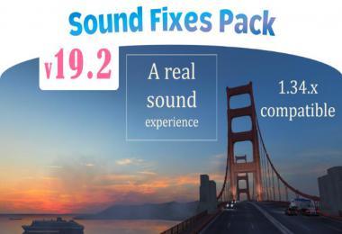 Sound Fixes Pack v19.2 1.35