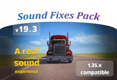 Sound Fixes Pack v19.3 1.35