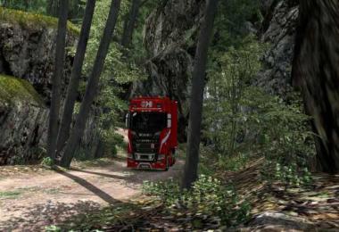 SRmap YKSRSK - Alternative Road v2.3
