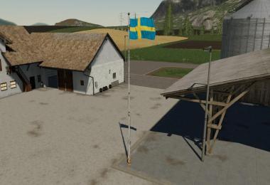 Swedish Flag Prefab (Prefab) v1.0.0.0