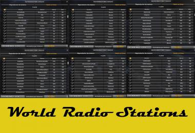World Radio Stations 11 1.34.x