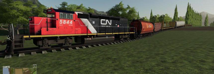 CNtrain2019 v1.0