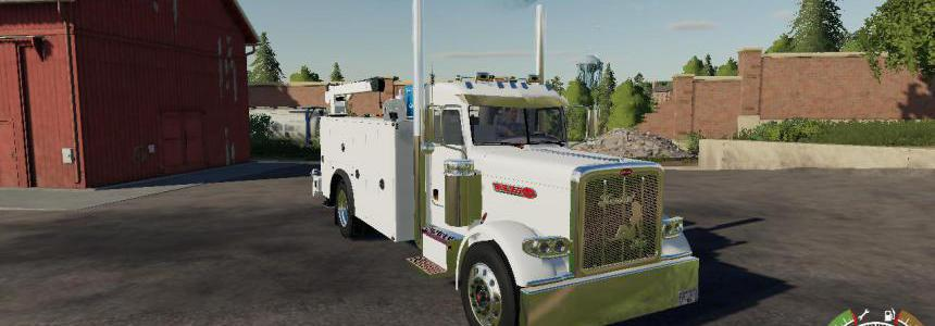 PETE 389 SERVICE TRUCK REUPLOAD v1.1