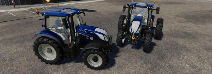 New Holland T6 Blue Power v1.0.0.2
