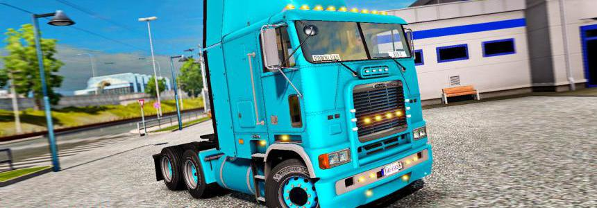 Freightliner FLB + Interior v2.0.7