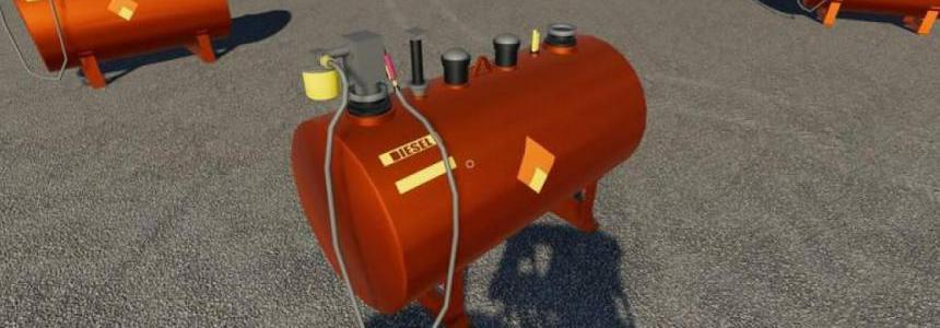 Diesel tank placeable v2.0.2.0