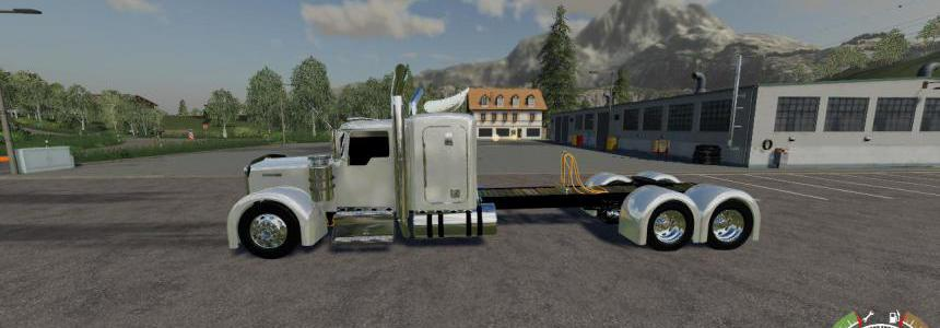 FS19 Kenworth WL900 Grill Beta