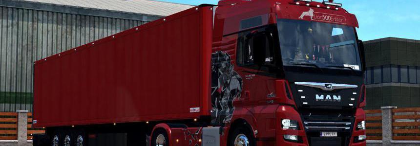 All Truck Air Horn Mod 1.35.x