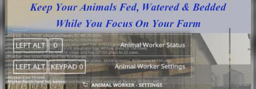 Animal Worker v2.2