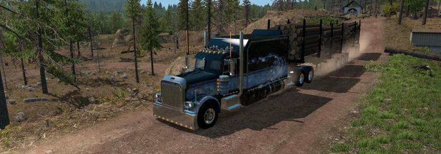 Artic Logging Trailer for ATS 1.35