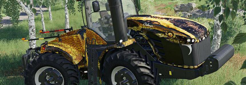 Challenger MT900E Field Anaconda v1.0.0.2