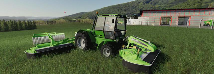 Deutz fahr intrac v1.0