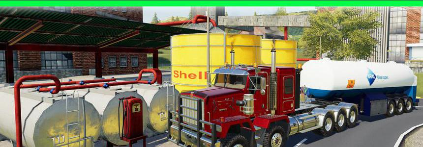 Diesel Fuel Production v1.0.0.0
