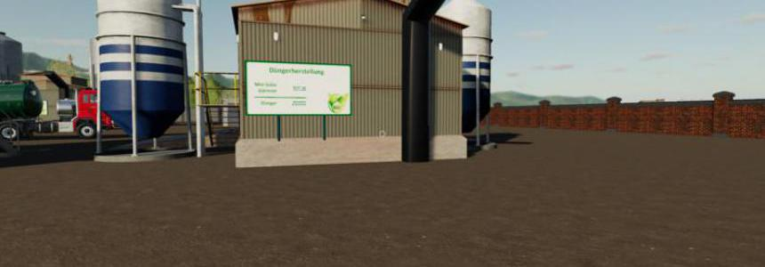 Fertilizer production v1.0.5.0
