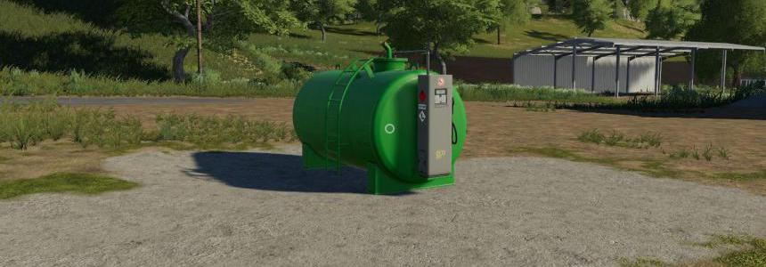 Fillable Fueltank 12500l v1.0.0.0