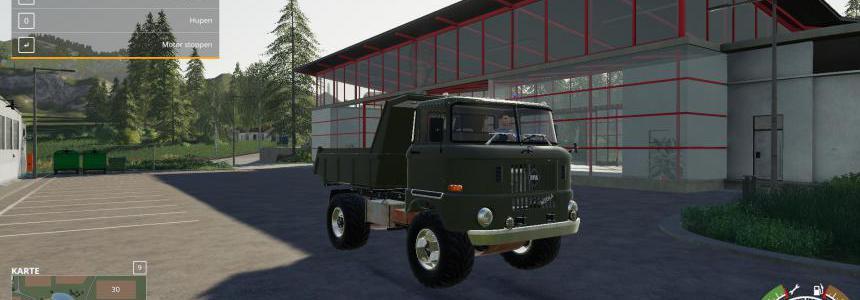 FS19 IFA W50 LA/Z MK 56 v1.1