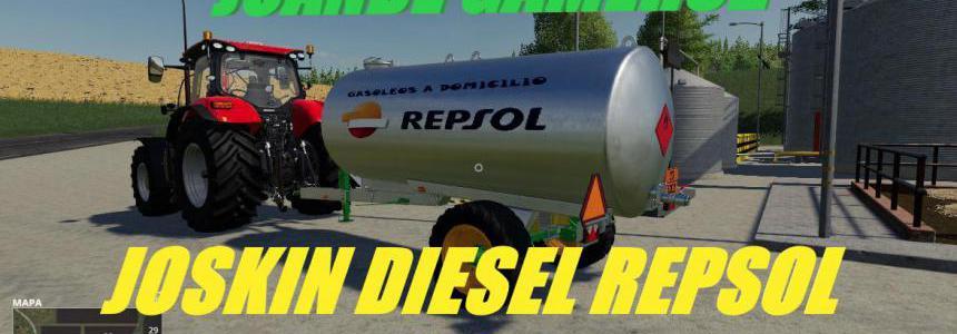 FS19 Joskin Diesel Repsol v1.0