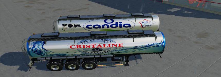 Trailer Cristaline Candia By BOB51160 v1.0.0.0
