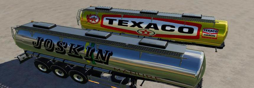 Trailer Texaco Joskin By BOB51160 v1.0.0.1