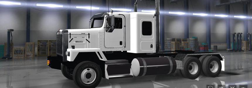 Kenworth c500 6x4 1.35 only