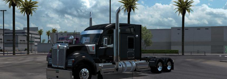 Kenworth w990 1.35 only
