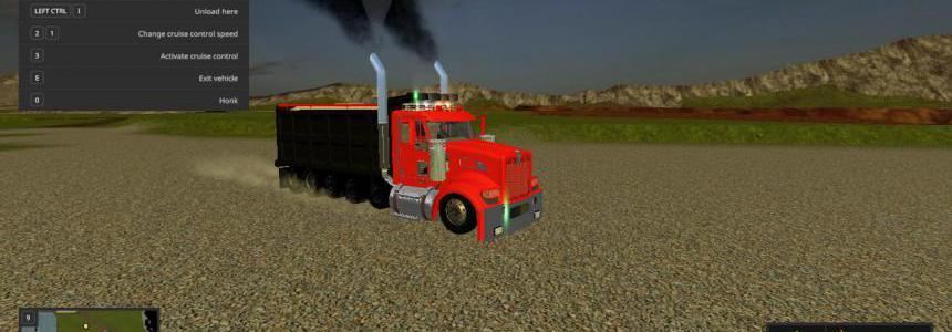 Kenwortht440 dump truck pack v1.0.0.2