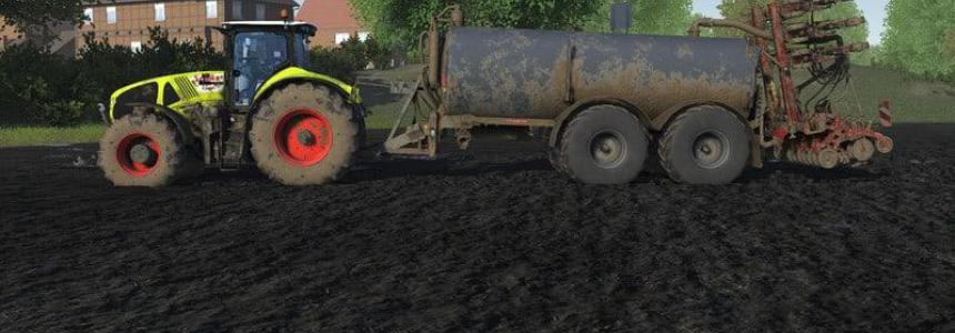 Kverneland implements v0.5.1.2