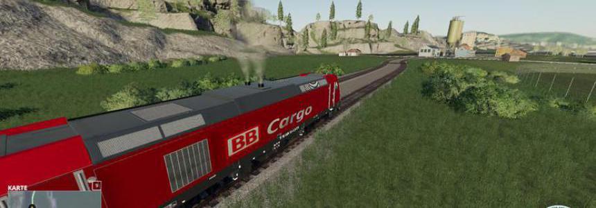 Loco series 285 TRAXX BR285 v2.0