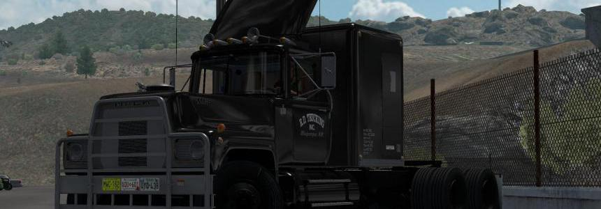 MACK RS 700L RUBBER DUCK REWORKED Fixed 1.35.x