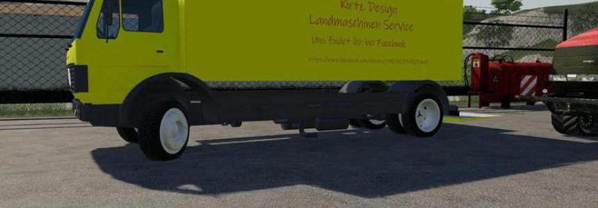 Mercedes Benz Mobile Land Service v1.0