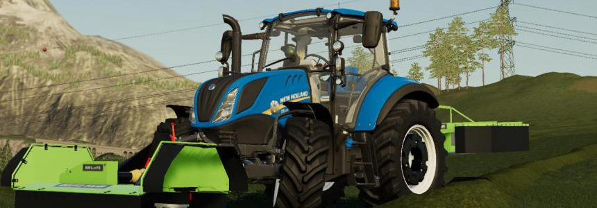 New Holland T5 Serie v1.0.0.0