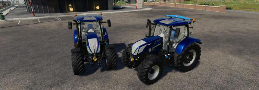 New Holland T6 Blue Power v1.0.0.3