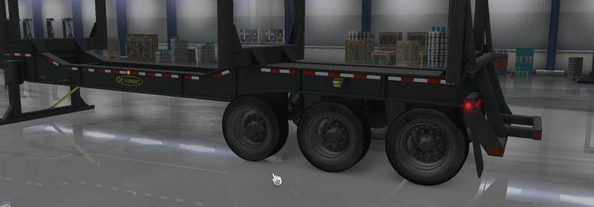 New wheels for your own trailers (ATS) v1.0