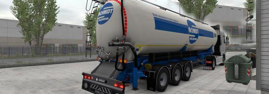 Ownable Trailer Silo Transporter 1.35.x