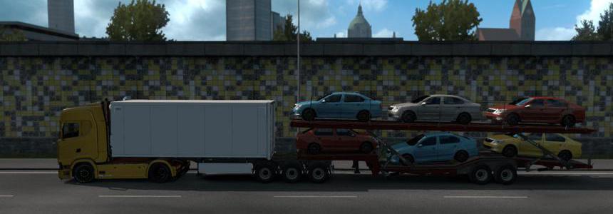Car Transporter Mod For Multiplayer v1.0