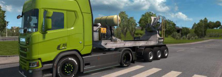 Ownership Cement Trailer v1.0