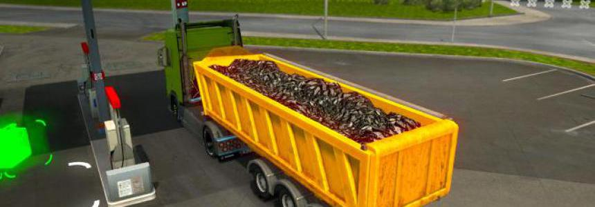 Ownership Yellow Tipper Trailer v1.0