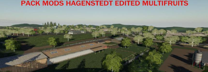 Pack Mods Hagenstedt Edited MultiFruit v1.0