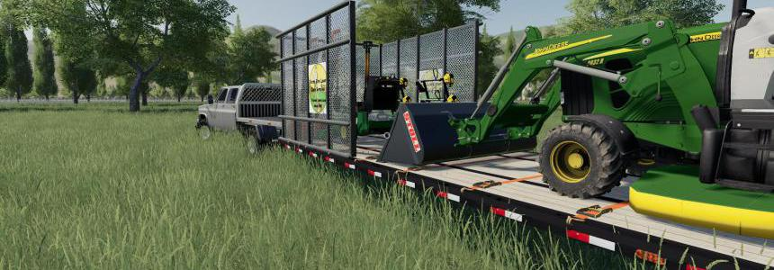 PJ 40ft Lawn Care Trailer v1.0.0.0